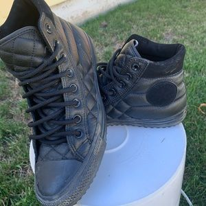 Converse all star size 8 men very good condition